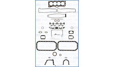 Full Engine Gasket Set TOYOTA MR2 SUPER CHARGED 16V 1.6 4A