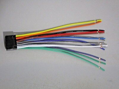 jvc kd r600 car stereo wiring harness  454 bbc gm