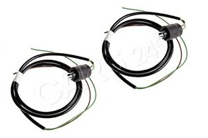 Genuine VW/Audi SKODA Wiring Harness For Side Lamp 2 Pin