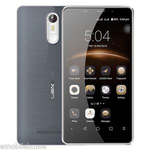 "LEAGOO M8 5.7"" 3G Smartphone Android 6.0 Quad Core 1.3GHz 2GB+16GB 13MP Touch ID"