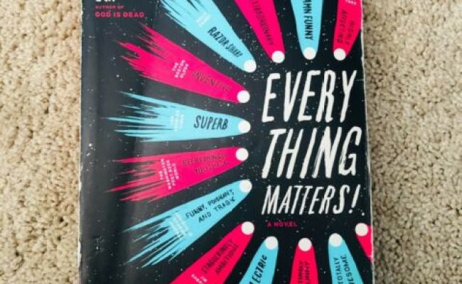 In Great Condition Everything Matters By Ron Currie Jr Ebay