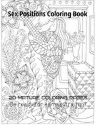 Kamasutra Coloring Book : kamasutra, coloring, Positions, Coloring, Mature, Pages, Ready, Kamasutra, Gosteva, (2019,, Trade, Paperback), Online