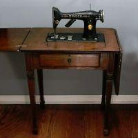 PARTS or REPAIR Vtg 1926 Singer 101 Electric Sewing ...
