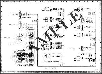 1988 Chevy GMC P4 P6 Wiring Diagram Motorhome Stepvan