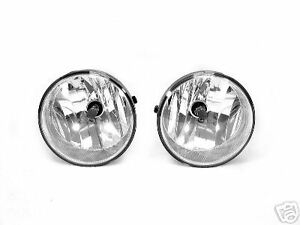 DEPO JDM OEM Replacement Clear Fog Lights For 2005-2011