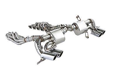 IPE Full Exhaust System For Lamborghini Gallardo