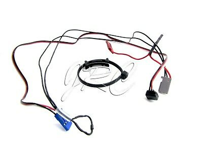 SLASH 4x4 ULTIMATE Telemetry Sensors Temperature RPM