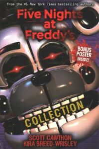 Five Nights At Freddy's: The Silver Eyes : nights, freddy's:, silver, Nights, Freddy's, Collection, Silver, Twisted, The..., 9781338323023