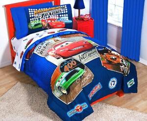 Copriletti, lenzuola e trapunta piumone cars disney pixar. Piumone Singolo Disney Cars Originale Letto Trapunta Imbottito Una Piazza Corsa Ebay