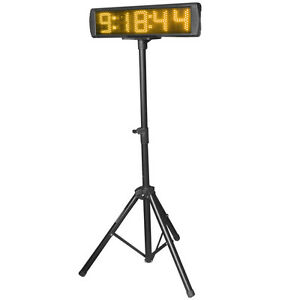 5Digits LED Sport Timing Clock Count Down/Up Timer With