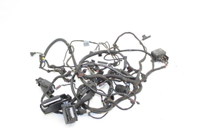 07-12 Bmw F650GS F800GS Main Wiring Harness Wire Loom