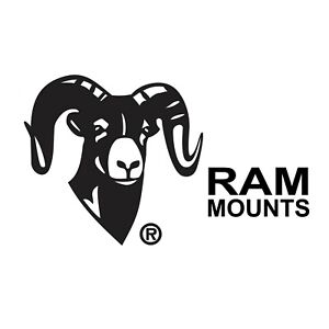 RAM MOUNT FLAT SURFACE BALL BIKE GOLF BUDDY ETREX LOT ez