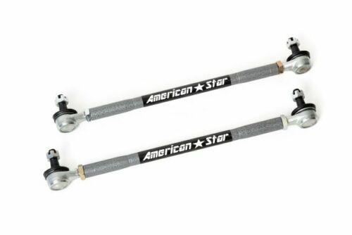 American Star 4130 Chromoly Tie Rod Upgrade Kit 2011
