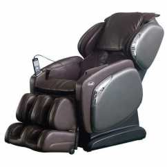 Massage Chair With Heat Dolly For Folding Chairs Brown Osaki Os 4500 4000ls Zero Gravity Recliner Reclining Brn