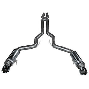 MAGNAFLOW COMPETITON CATBACK EXHAUST SYSTEM for FORD