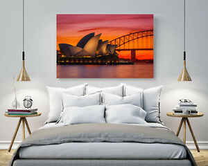 wall prints for living room australia diy decorating ideas sydney canvas print framed art home decor painting ebay image is loading