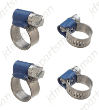 Narrow Band 12mm Steel Hose Clamp 8-14mm - Made in Sweden ...