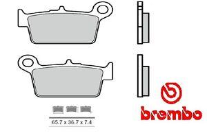 Pads Brembo 07gr05cc Rear Beta 125 Alp 4-stroke ( Ebe ) 06