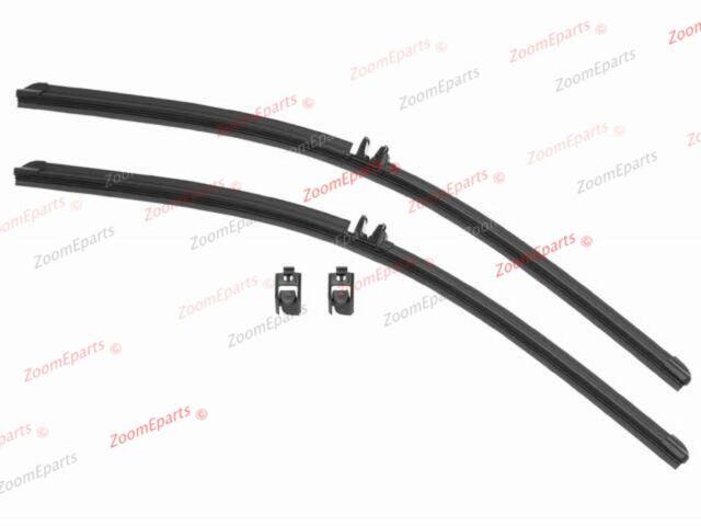 Audi S4 A4 Quattro Front Wiper Blade Set Bosch 4B0998002