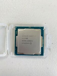 Intel® Core™ i7-7700 Processor 8M Cache. up to 4.20 GHz LGA 1151 7th gen CPU | eBay