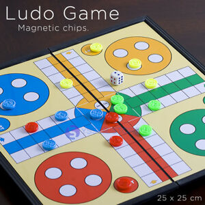 details about magnetic ludo