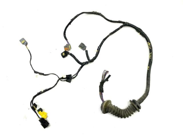 RIGHT PASSENGER SIDE REAR DOOR WIRE HARNESS FITS 2014 FORD