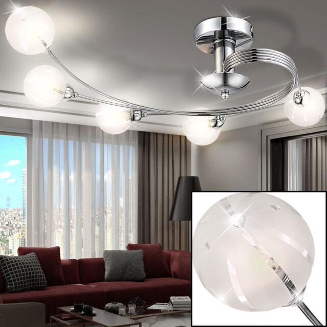 Deckenleuchte Wohnzimmer Esszimmer Deckenlampe leuchte Esszimmerlampe Globo 563975 gnstig