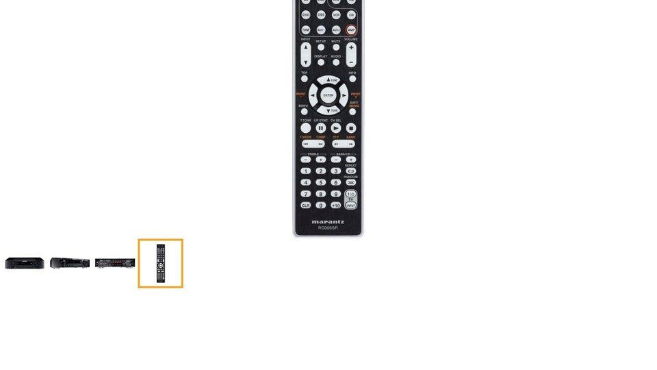 Marantz, NR-1501, 5.1 kanaler – dba.dk