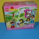 Lego Duplo 10586 Ice Cream Truck Brand New Sealed Preschool Ages 2 5 Toddler For Sale Online