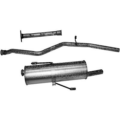 Exhaust System for Peugeot 206 1.1I 1.4I 1998-2000 Front