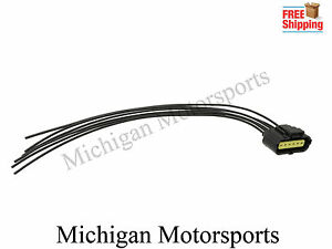Ford Mass Air Flow MAF Sensor Connector Harness 3.0 3.4 4