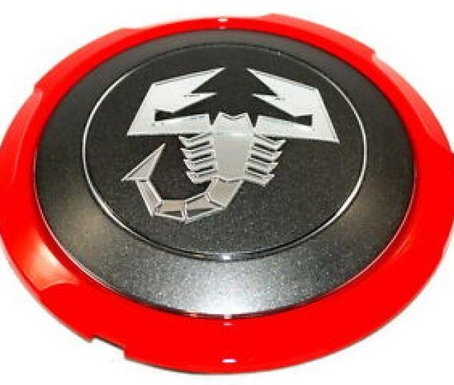 Image Is Loading Fiat  Punto Abarth Alloy Wheel Centre Cap