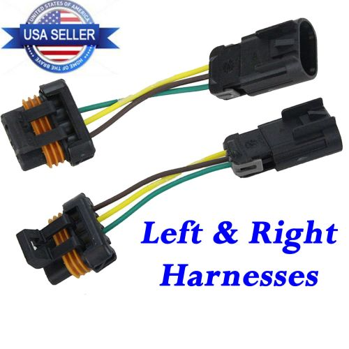 small resolution of 11 14 polaris rzr 800 to led 900xp headlight conversion wire harness plugs xp polaris headlight wiring harness polaris headlight wiring