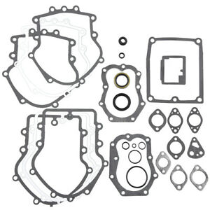 Engine Gasket Set for Briggs & Stratton 495868 Replaces