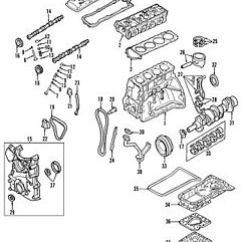 2005 Nissan Altima Engine Diagram Isuzu Npr 300 Wiring Oem 02 06 Cylinder Head Gasket 110448j022 Ebay Image Is Loading