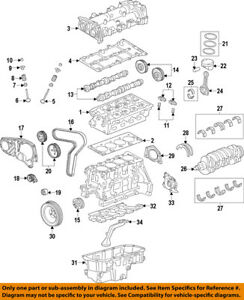 2014 Chevy Cruze Engine Diagram : chevy, cruze, engine, diagram, Chevrolet, 14-15, Cruze-Engine, Timing, 55580776