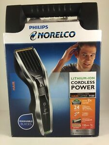 philips norelco hc7452 41 7100 hair clipper ebay