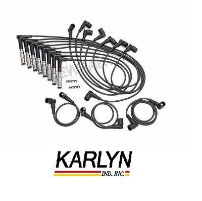 For Mercedes W124 E420 500SL 400SE 500E Karlyn-Sti Spark