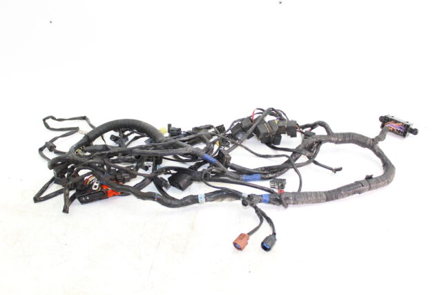 2009 Triumph Sprint St Main Wiring Harness Wire Loom