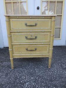 Henry Link Furniture : henry, furniture, Bamboo, Bachelor, Chest, Drawers, Henry, Regency, Dresser, Nightstand