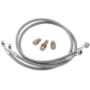 GoodridgeStreet Bike Braided Brake Line Kits~2011 Kawasaki
