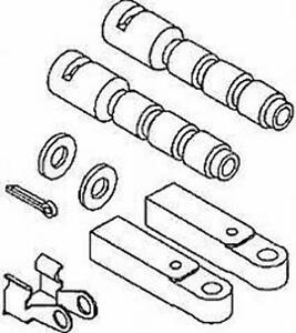 SeaStar Engine Connection Kit Evinrude/Johnson O/B Kit