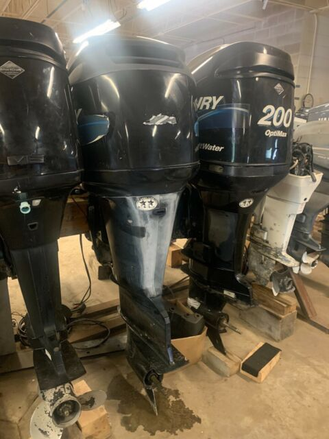 115 Betx Four 4 Stroke Outboard Motor