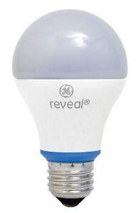 GE Reveal A19 LED 11W (60W Equivalent) Enhanced Spectrum ...
