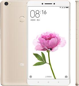 """Xiaomi Mi Max 6.44"""" Snapdragon 650 Hexa Core 16M 4G LTE Smartphone"""