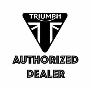 discount supplier GENUINE TRIUMPH VANCE LEATHER MOTORCYCLE