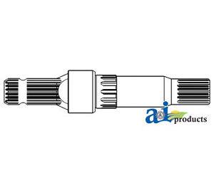 John Deere Parts PTO SHAFT T30803 2020, 1950N,1950, 1850N