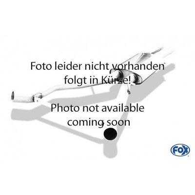 Fox Sportivo Presilenziatore Jaguar XK8 / Xkr Tipo Qev