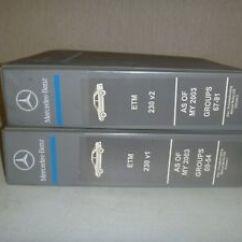 Mercedes Sl500 Wiring Diagram E Locker 2003 2004 Benz Sl600 Sl55 Amg Electrical Image Is Loading