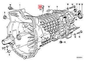 Genuine BMW E21 E23 E24 E28 Manual Transmission Bleeder